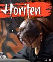 Brilliant Japanese Female Tattoo Artist | Horiten