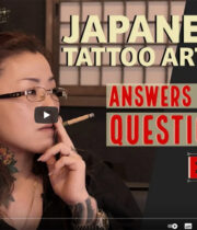 Japanese Tattoo Artist Horiten Answers Your Questions